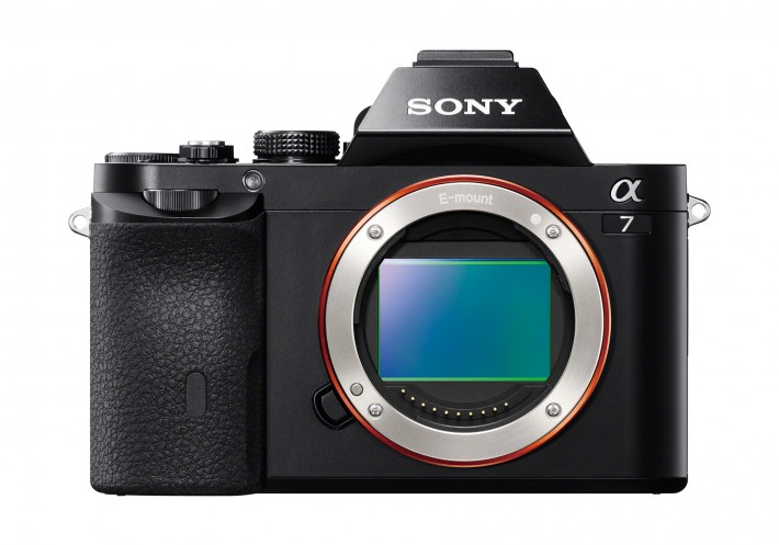 Sony a7 Digital Camera Body