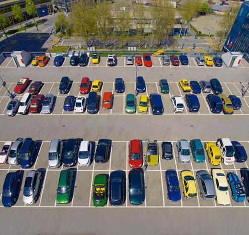 parking unorg