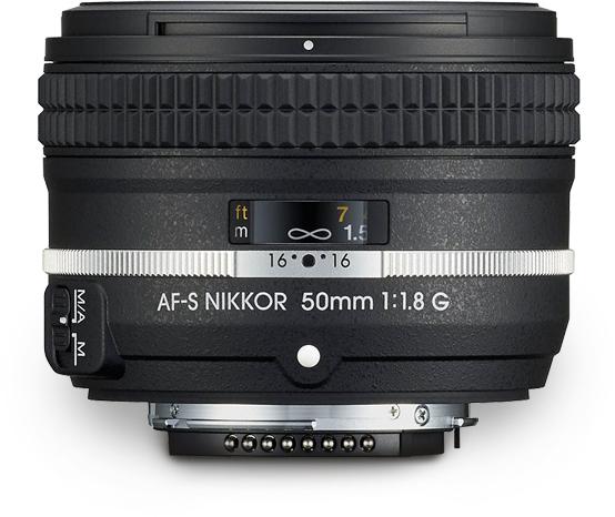 Nikon-50mm-lens