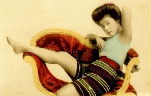 Geisha Swimsuit
