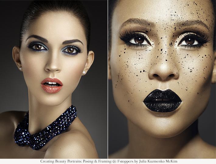 Beauty Photography Posing & Framing