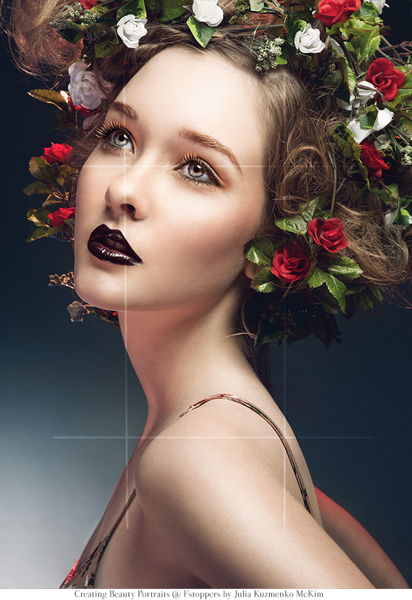 Creating Beauty Portraits by Julia Kuzmenko McKim
