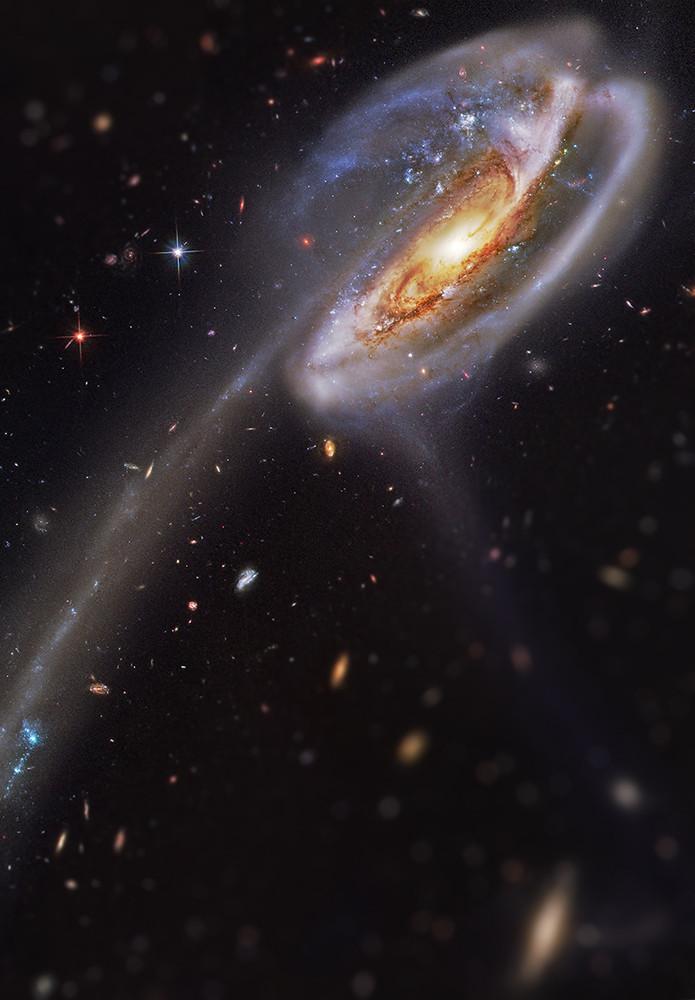 hubble telescope tilt shift photography fstoppers imgur space universe.jpg 06