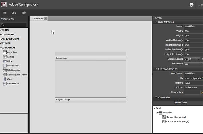 Menus-Panel-Toolbar