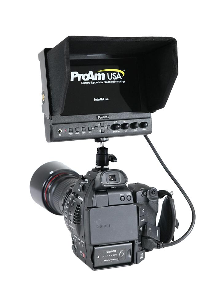 fstoppers Iris-Pro-HD-P7HD3-Camera-Front-Logo-Hood