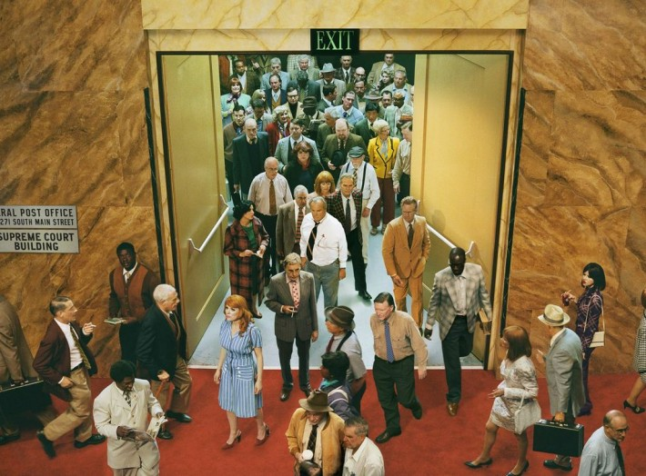 Alex Prager Crowd Direct