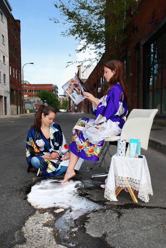 Pedicare - Rue Queen.Montreal