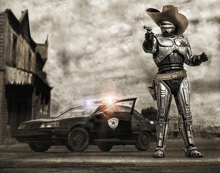 RoboSheriff