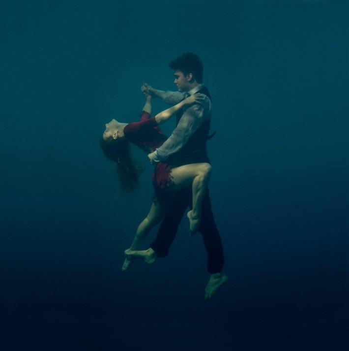 Underwater Tango Bodrunova