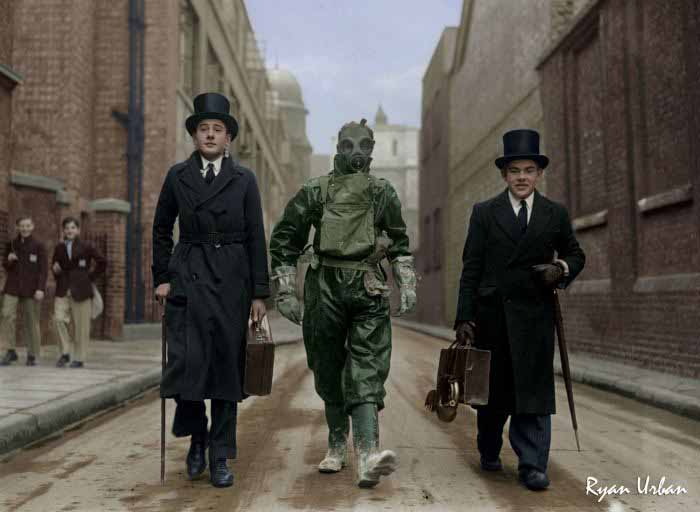 Ryan-Urban-Colorizations-Gas-Mask-Suit-Test
