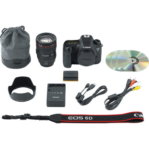 canon 6d pack