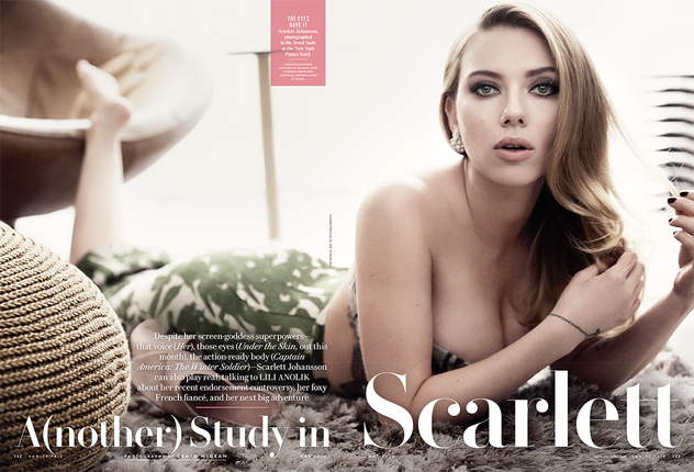 BTS With Scarlett Johannson for Vanity Fair-2
