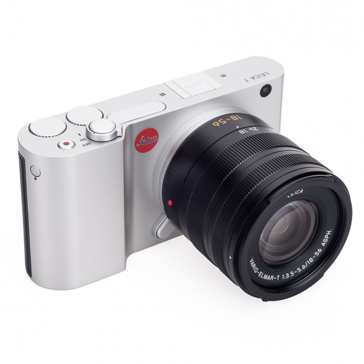 leica front shot t system