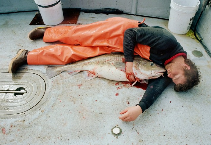Series documents the dangerous fascinating work of for Deckhand fishing jobs
