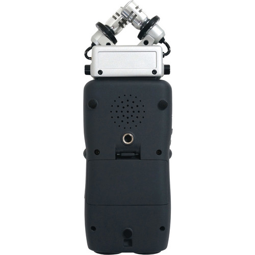 Zoom h5 handy recorder back