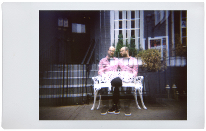 lomo instant double exposure