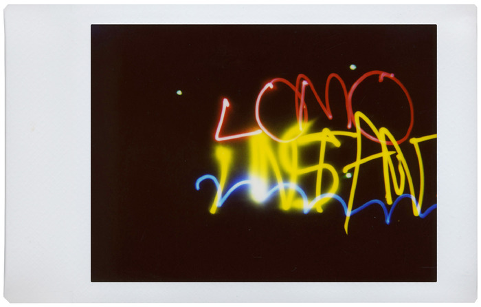 lomo instant long exposure