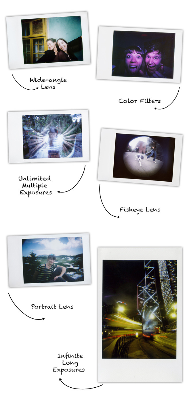 lomoinstant highlight