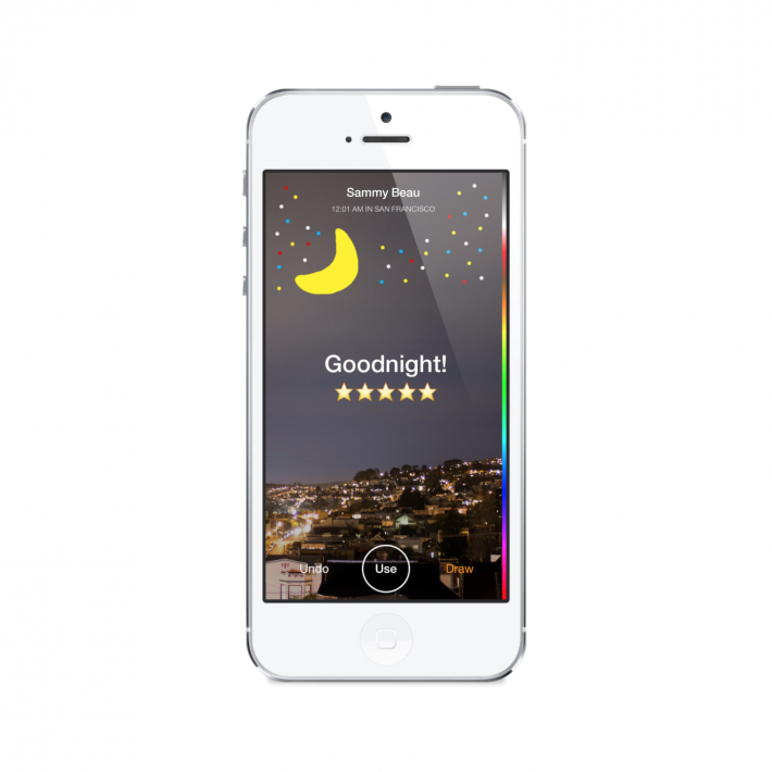facebook announces slingshot snapchat app